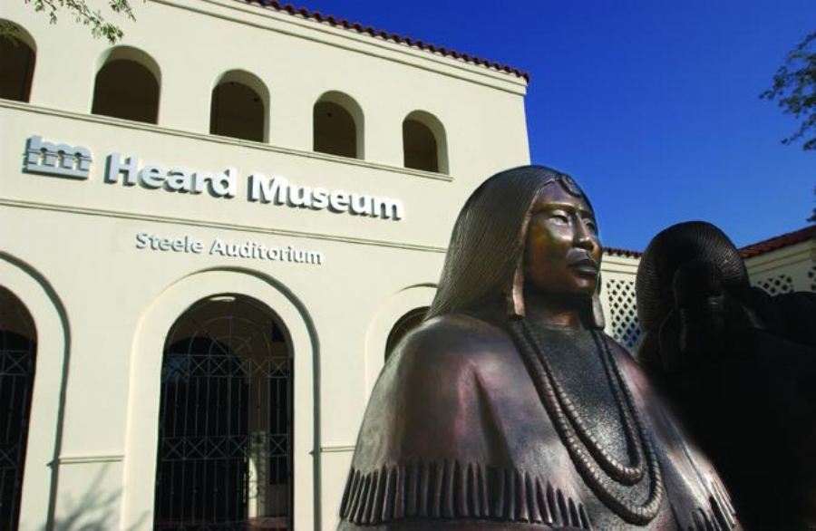 Heard Museum exterior