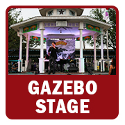 GrapeFest Gazebo Stage