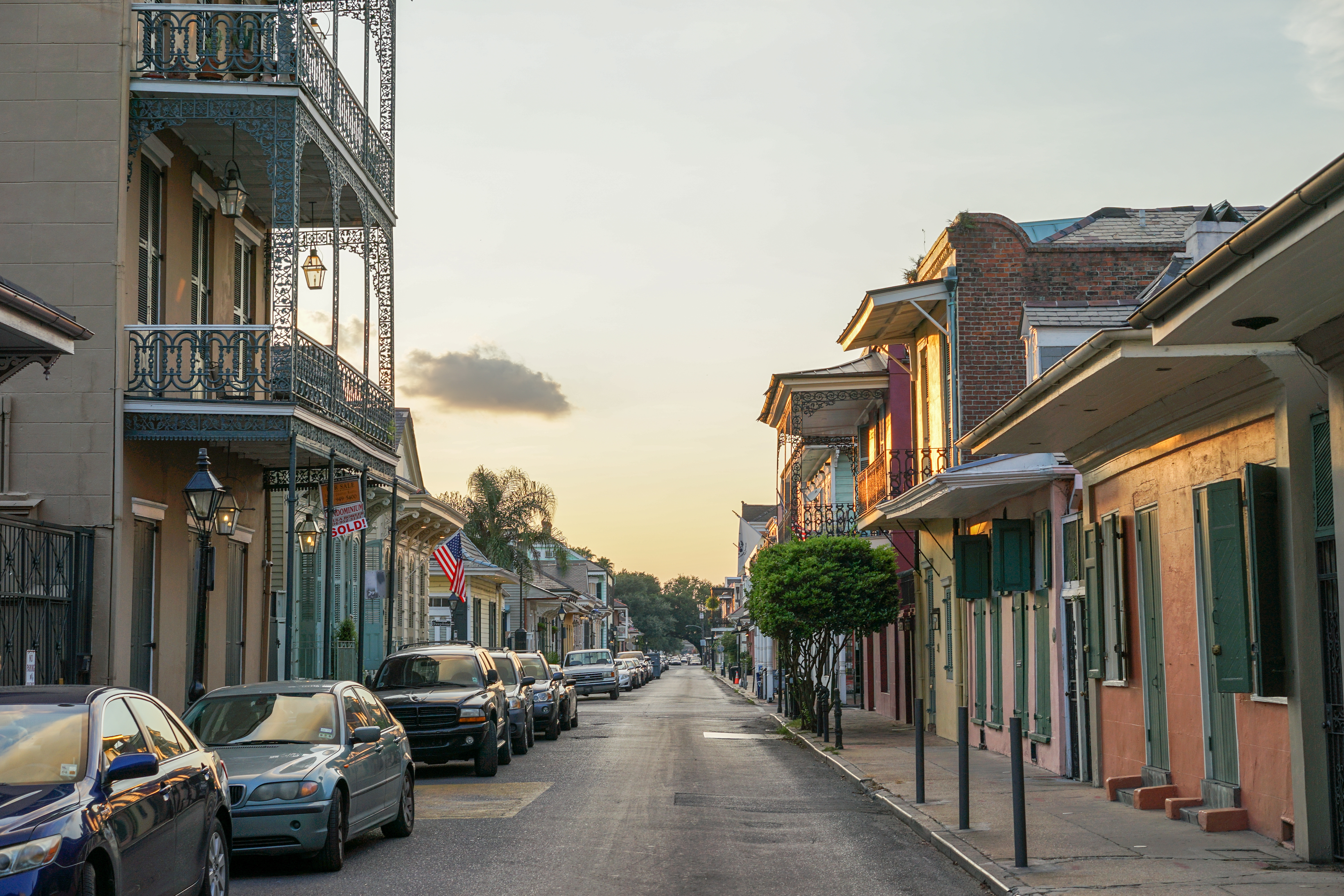 Parking In New Orleans