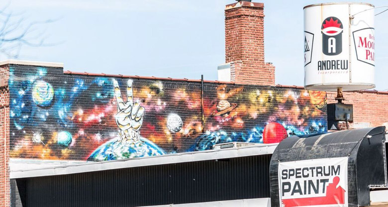 Dylan McNeal Mural