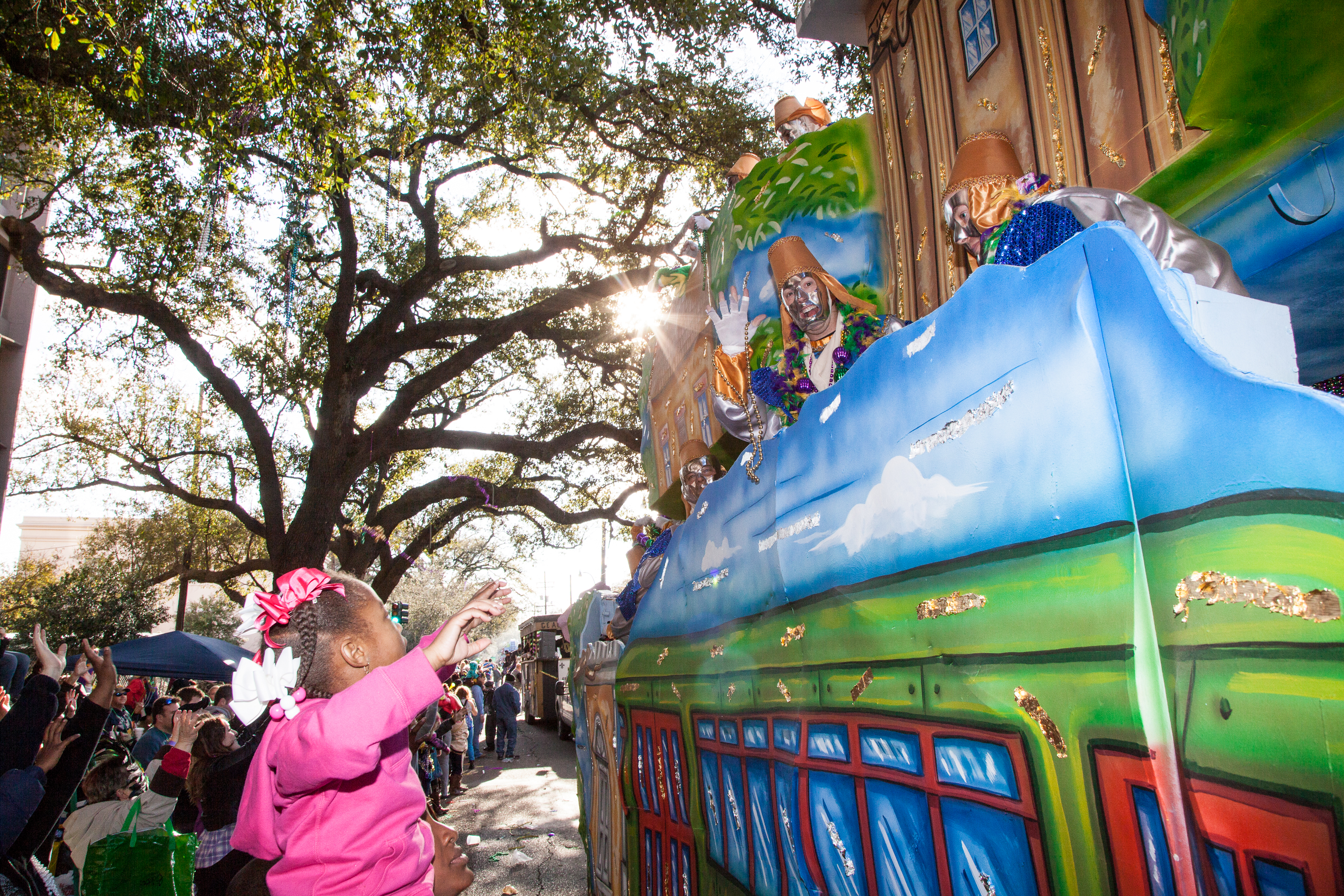 new orleans family activities