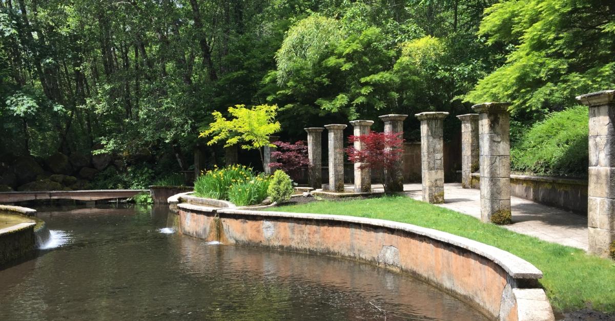 Cascade Wedding Venues | McKenzie River Lodges | Eugene, Cascades ...