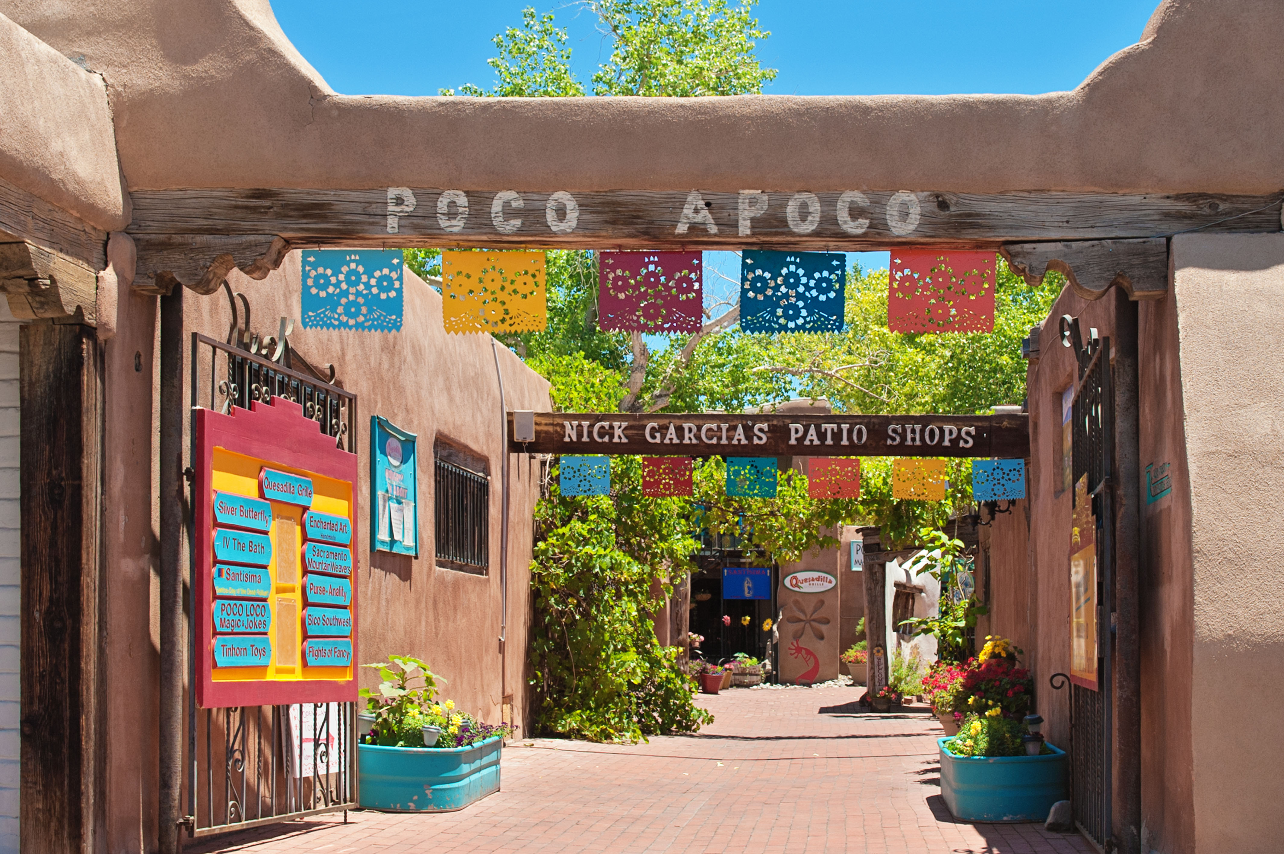 Image result for old town abq