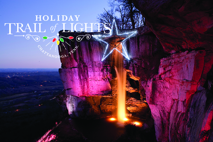 Chattanoogas New Holiday Trail Of Lights