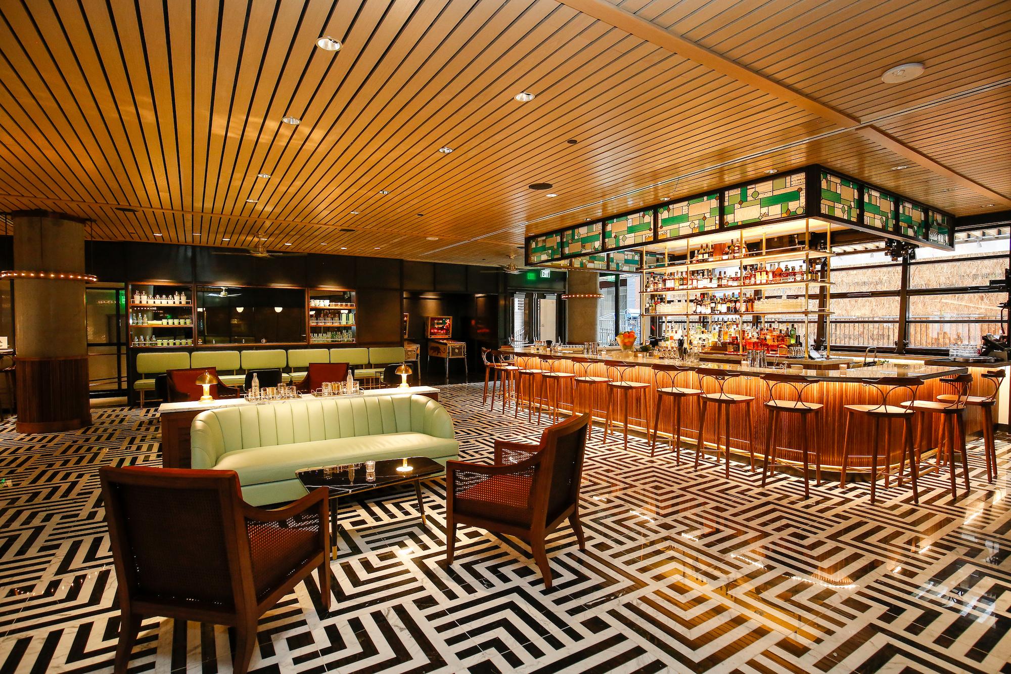 Denver Cocktail Lounges Martini Bars