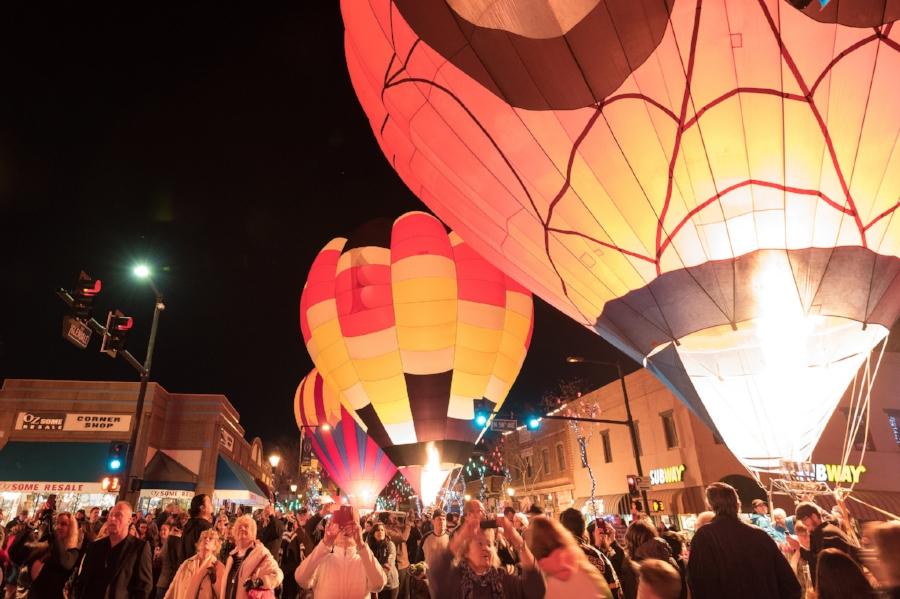 Glendale Balloon Festival