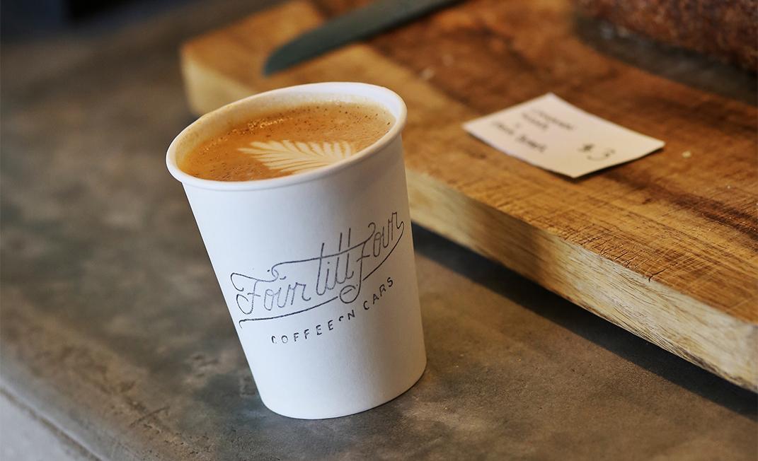 Coffee Culture Four til Four