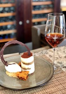 Wine Kitchen Tiramisu