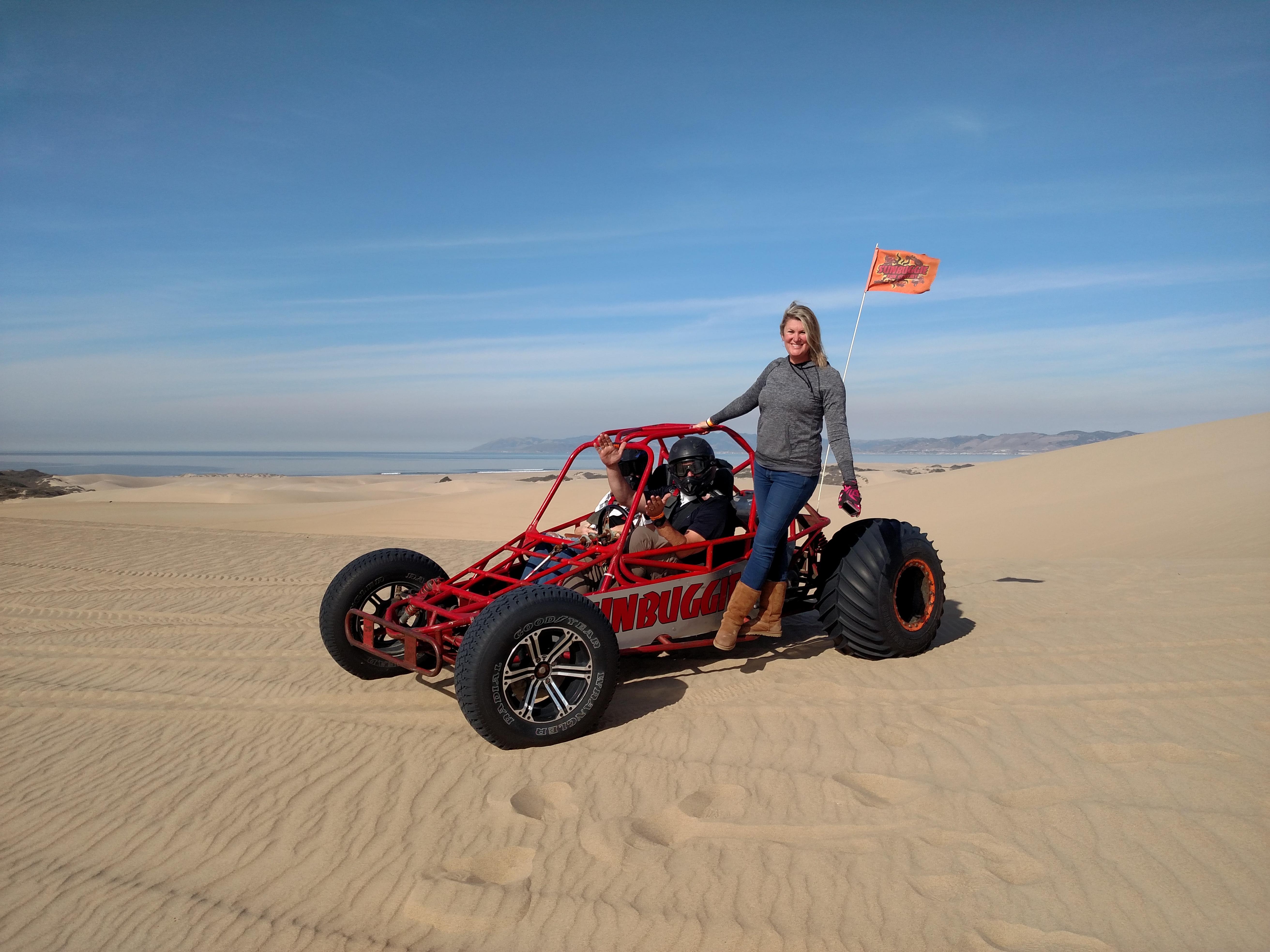 Off Roading in San Luis Obispo   Sand Dunes, ATVs & Dune Buggies