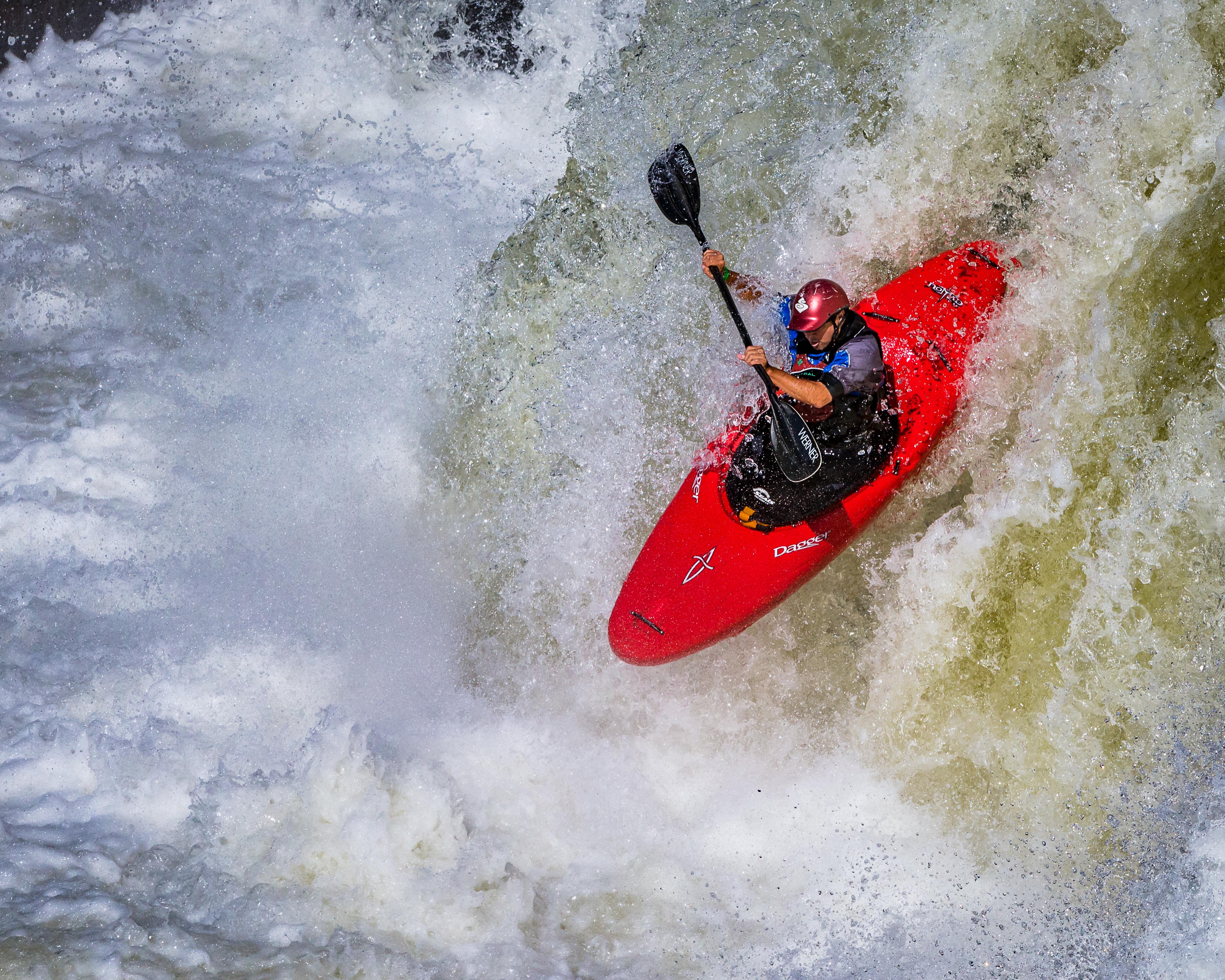 Whitewater Rafting Kayaking Tours In Laurel Highlands PA