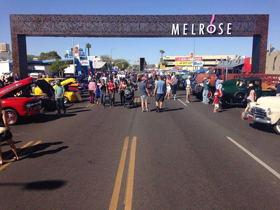 Melrose on 7th Street Fair