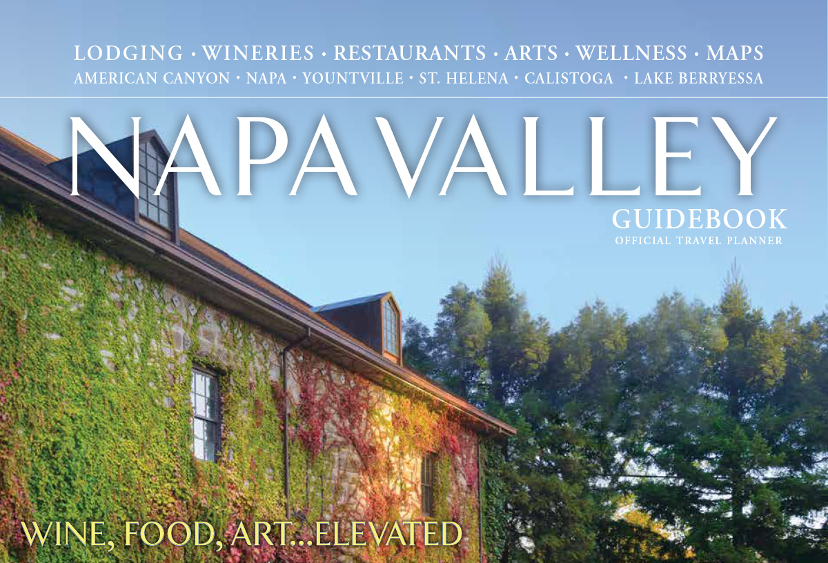 The Napa Valley Official Visitors Guide Visit Napa Valley - Napa valley winery map and trip planner