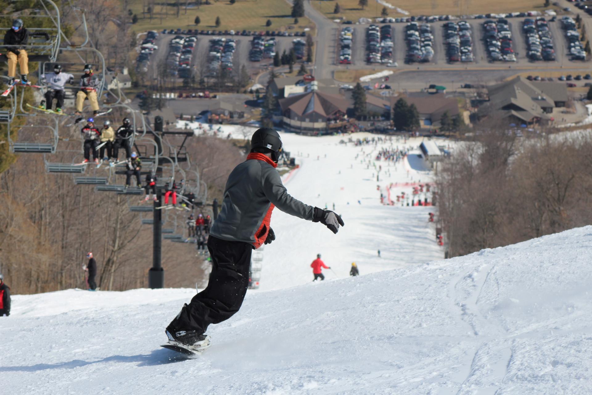 visiting bristol mountain   ski resort   canandaigua, ny
