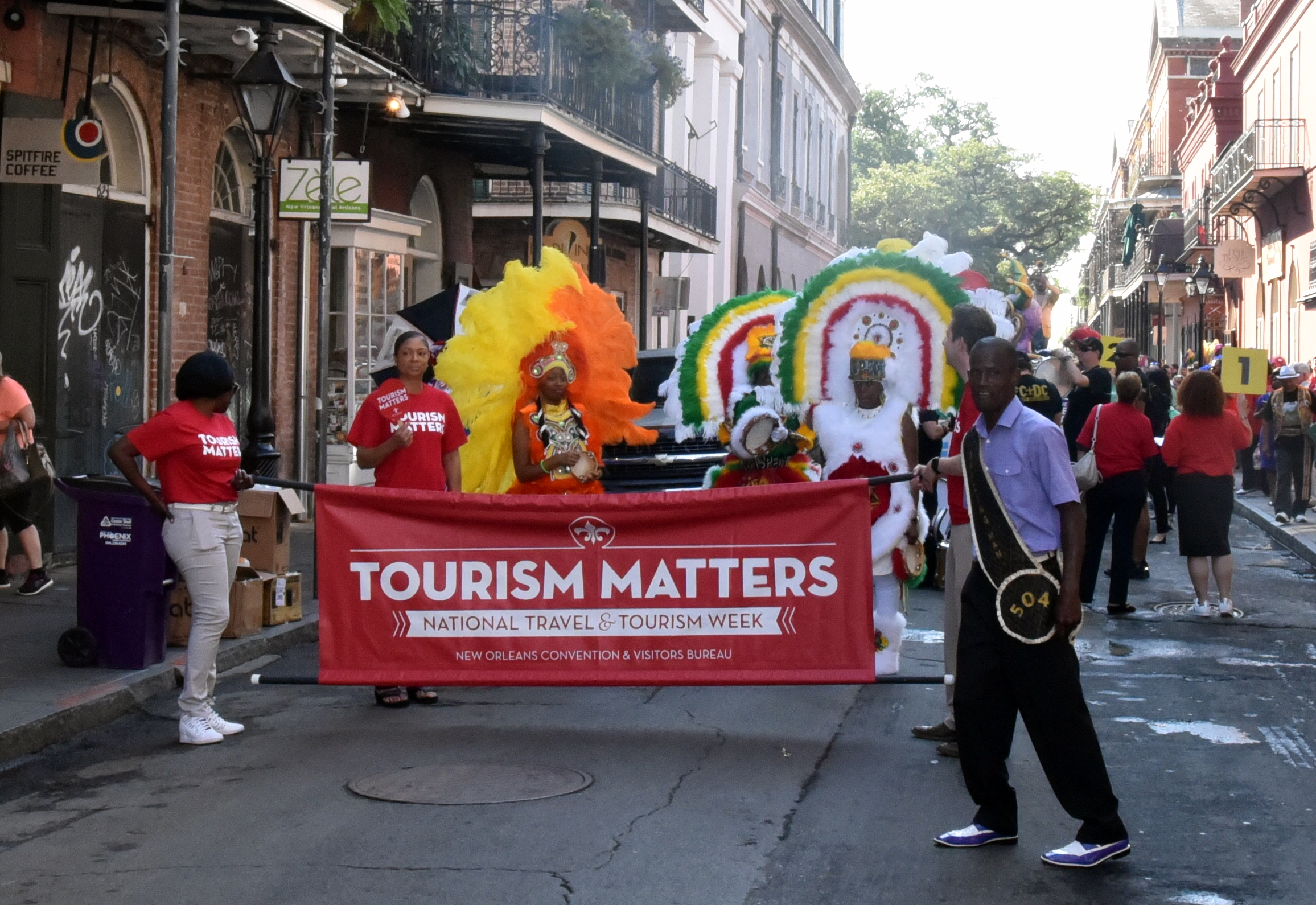 National travel and tourism week may  new orleans