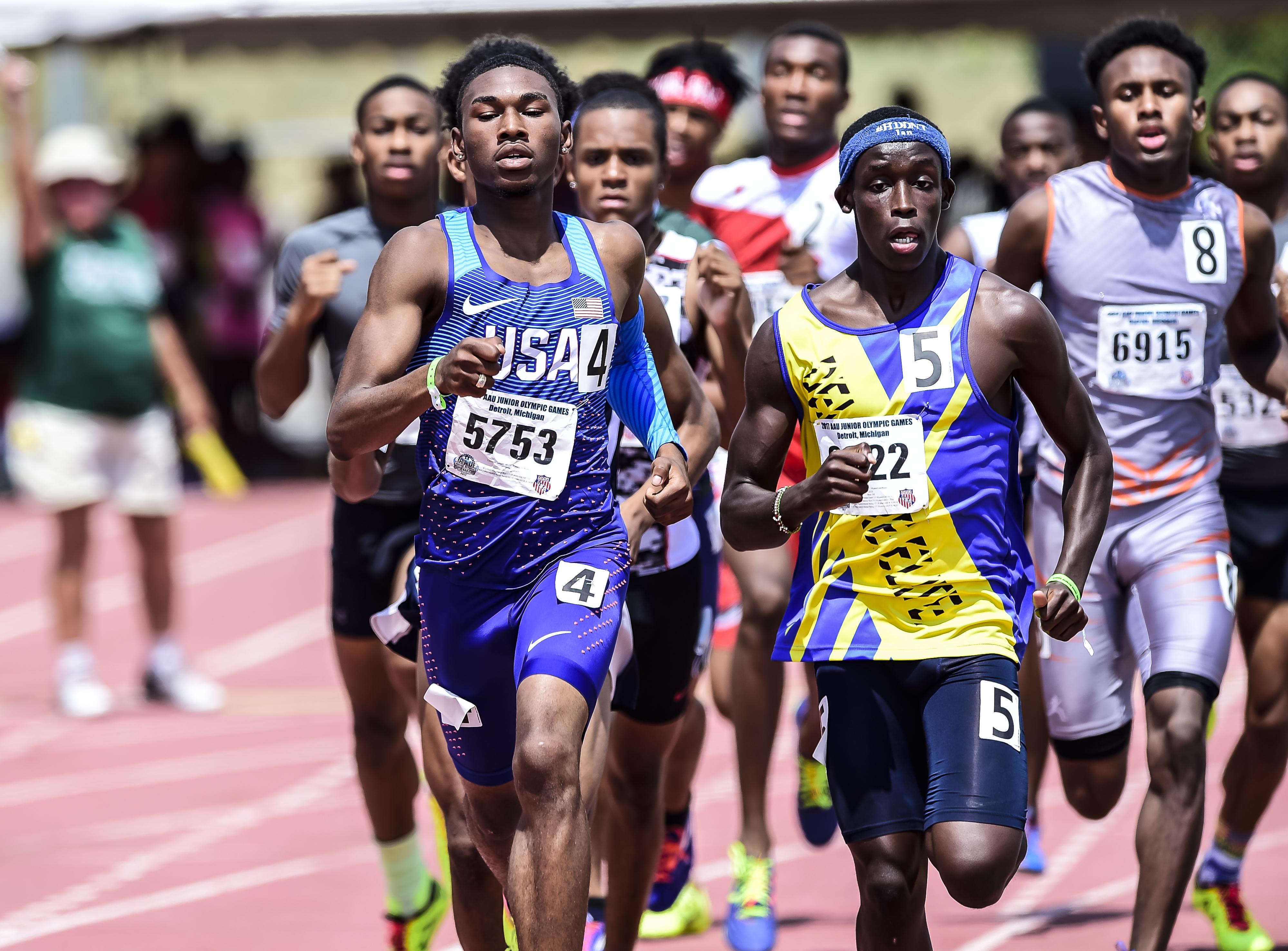 USATF Hershey National Junior Olympic Track