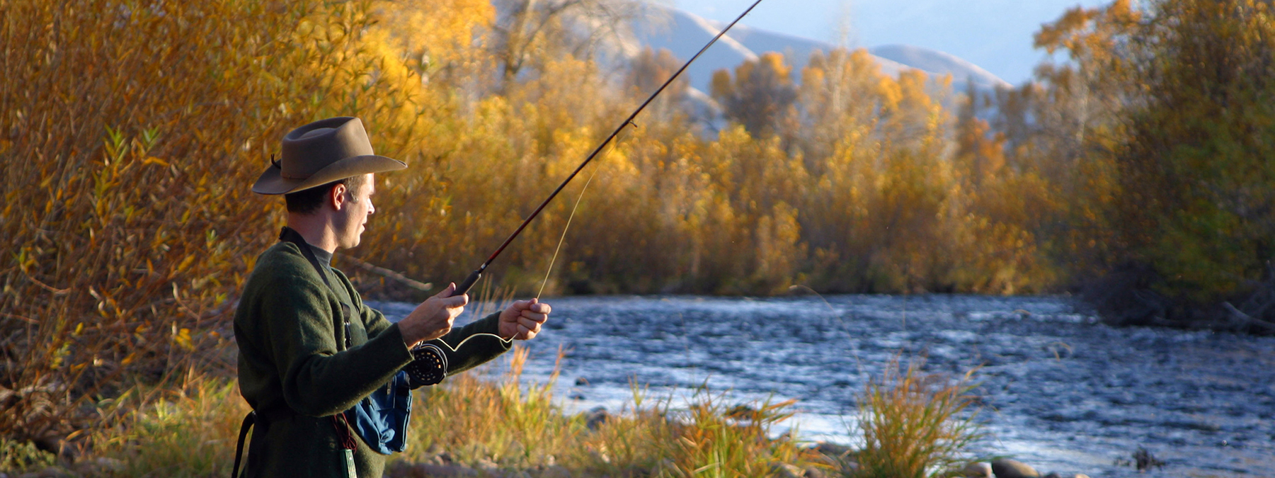 Fishing in Salt Lake City | Salt Lake City Recreation