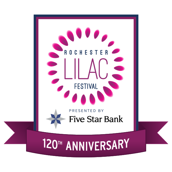Updated 2018 Lilac Festival Logo