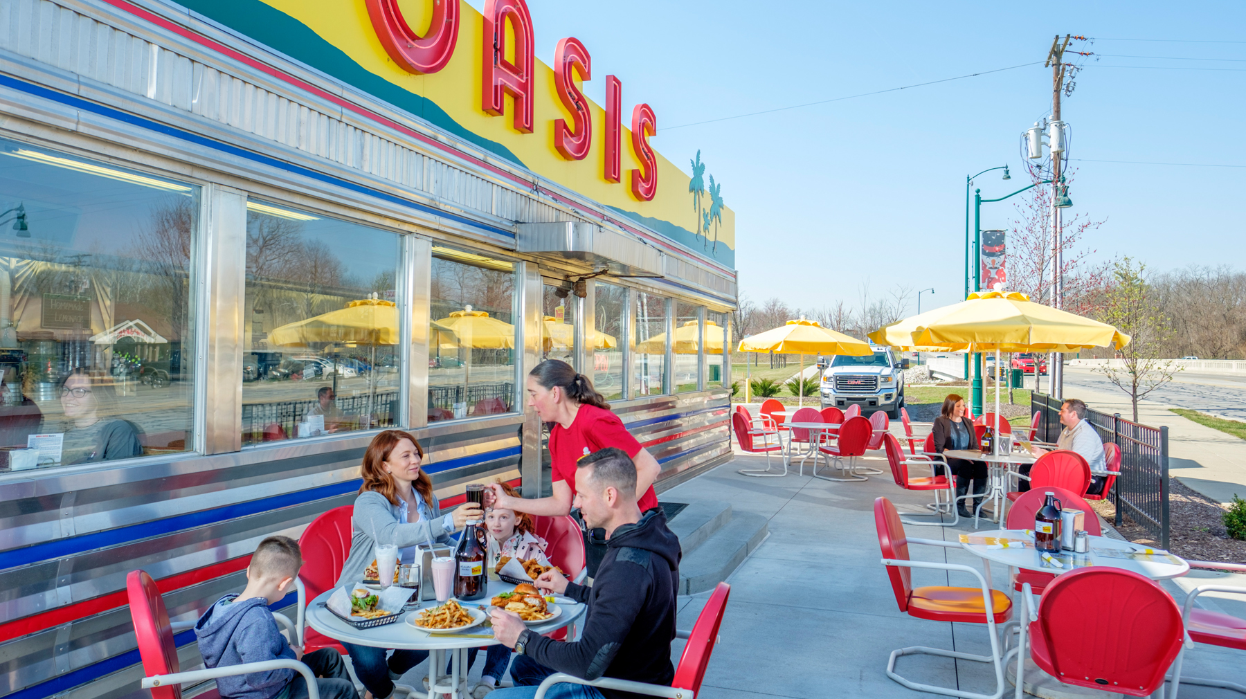 Plainfield Indiana Restaurants And Attractions Near Indianapolis