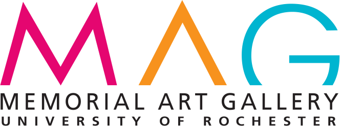 Memorial Art Gallery (MAG) Logo