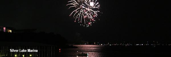Silver Lake Fireworks