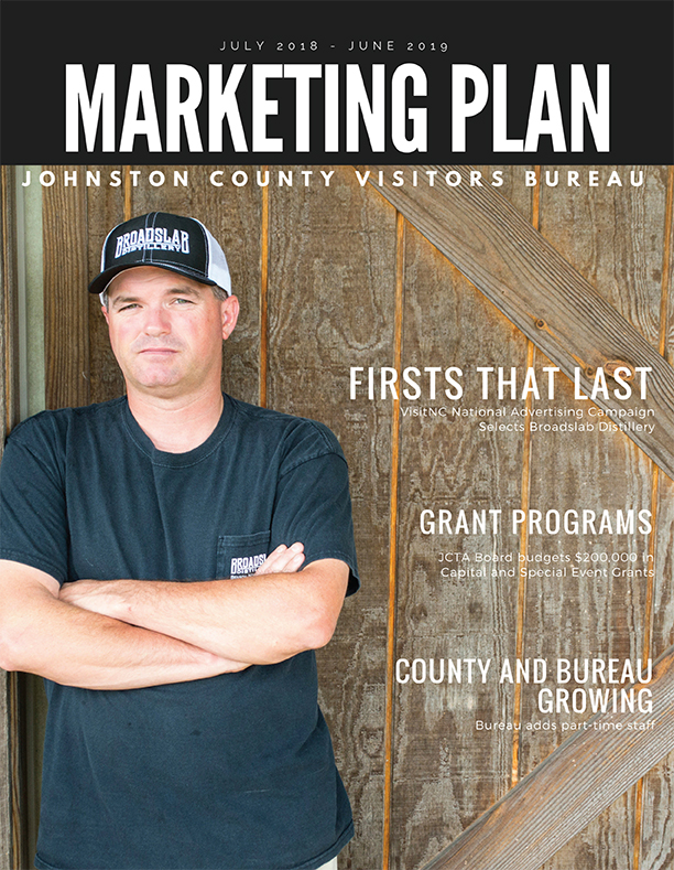 2018-19 Marketing Plan Cover