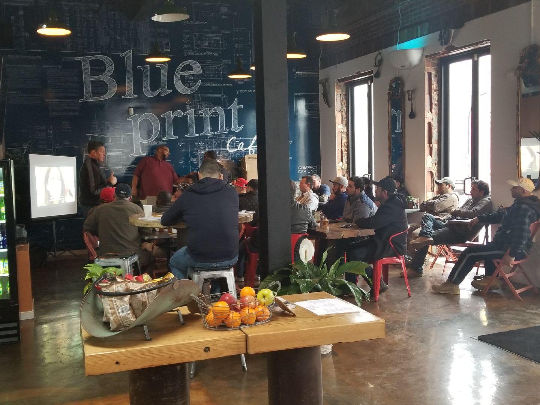 The blueprint cafe malvernweather Gallery