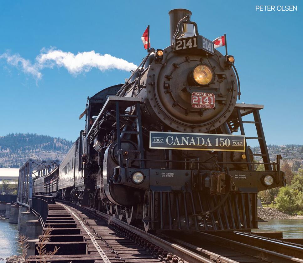 Kamloops Heritage Railway button