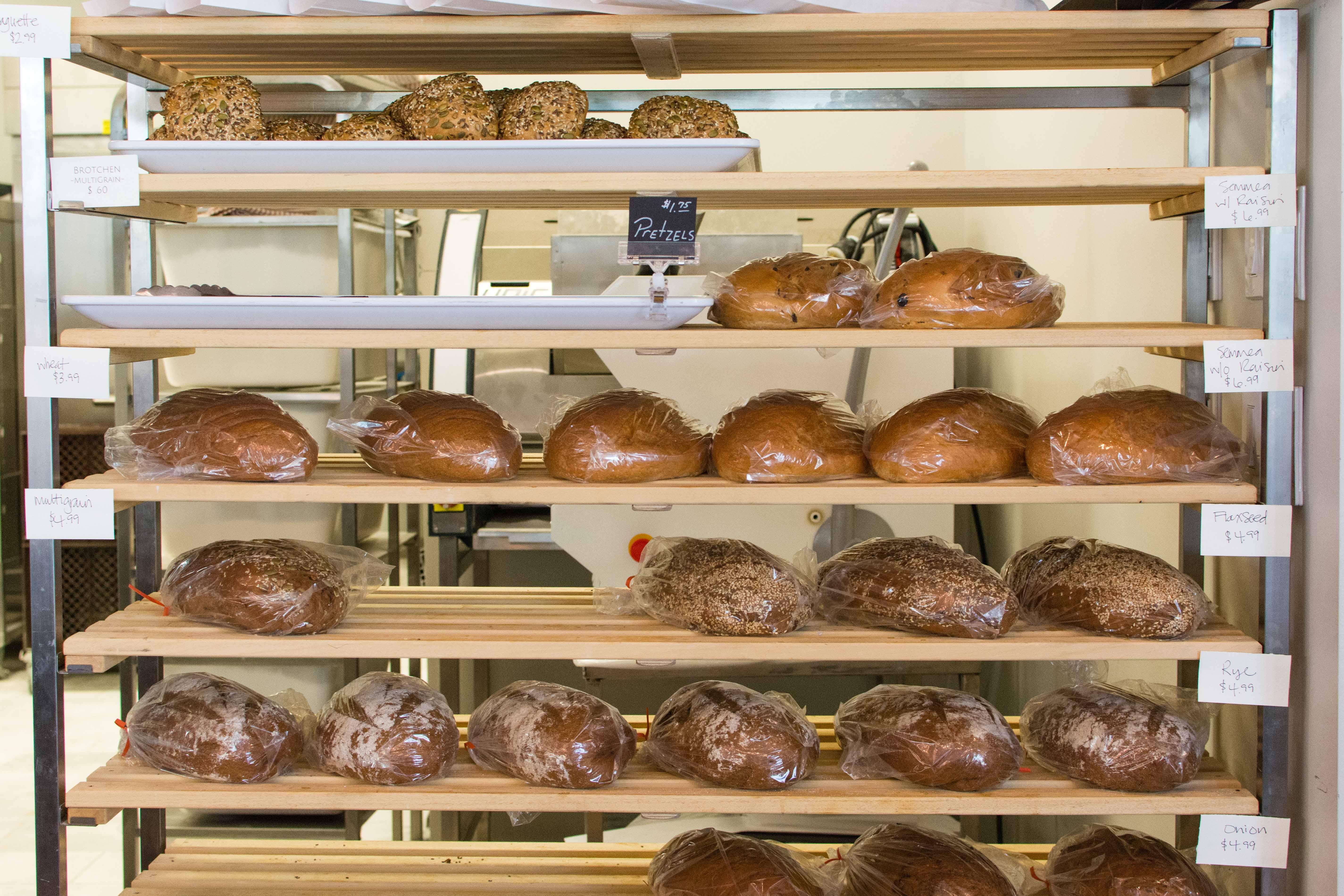 Zuhause Bread