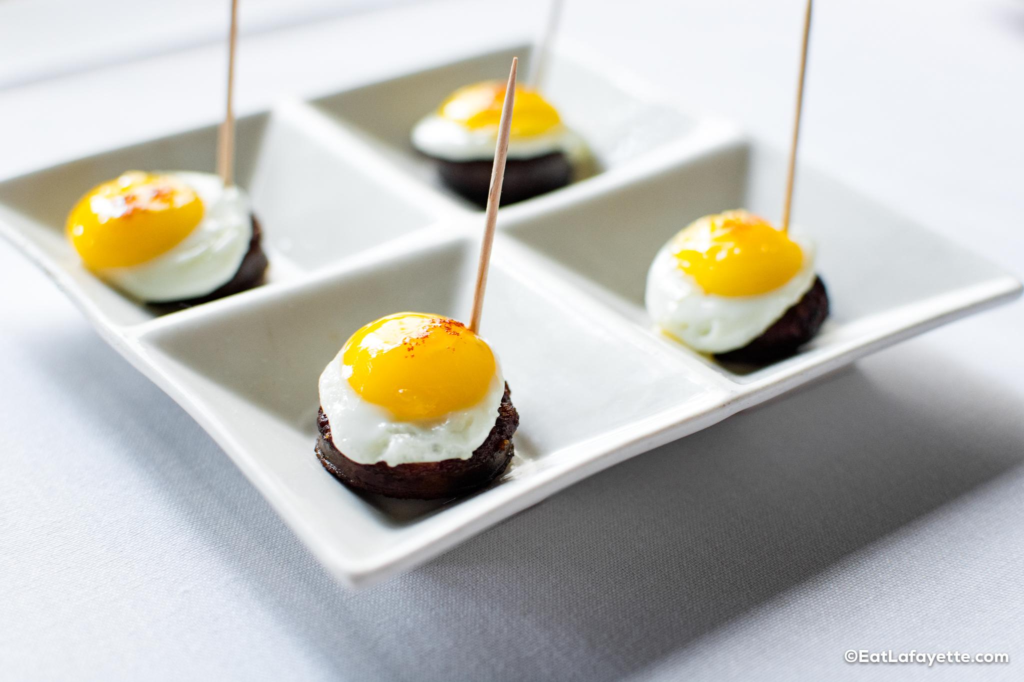 Pamplona Quail Egg