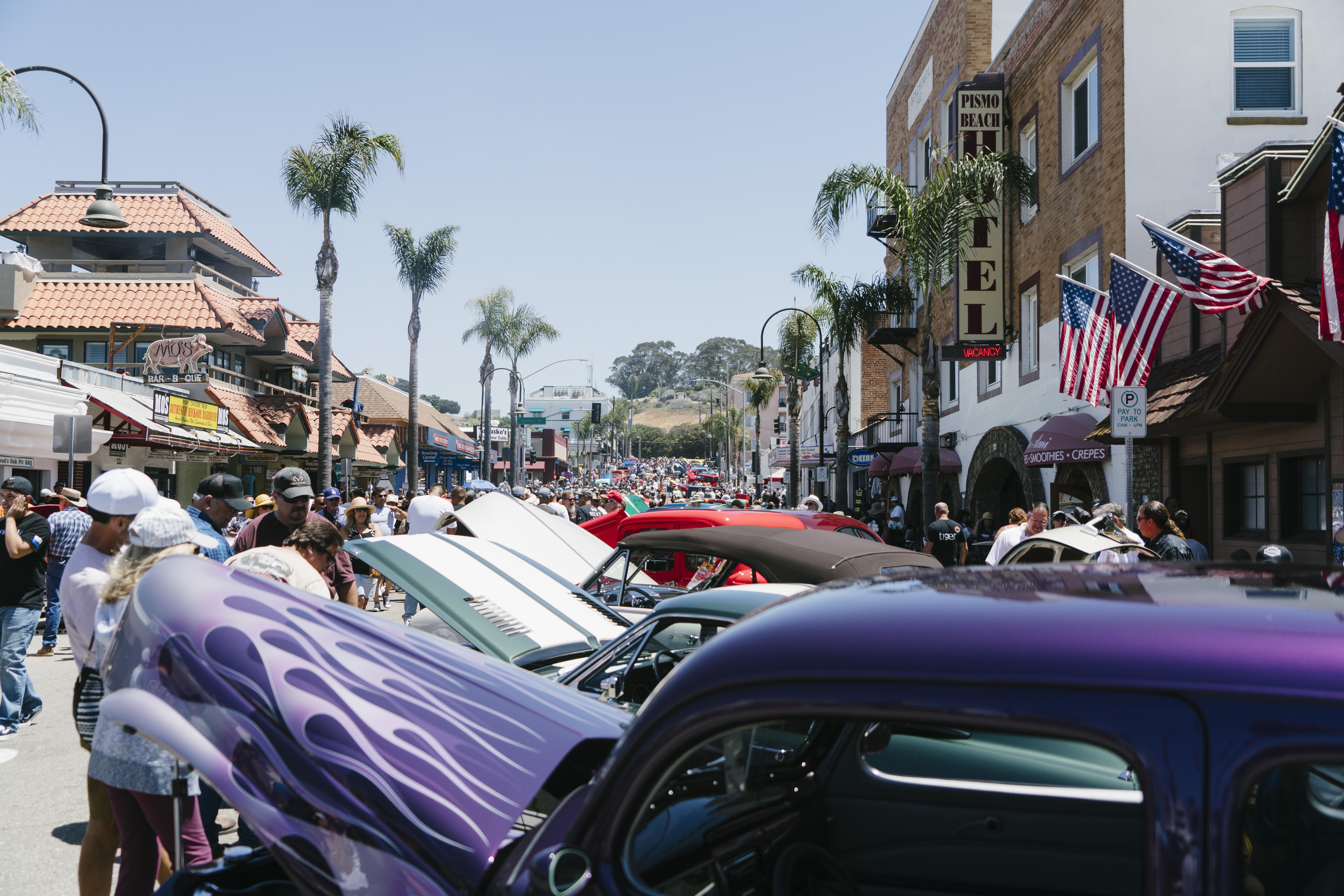 San Luis Obispo County Events Festivals Sports Concerts - San miguel car show 2018