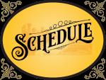 Grapevine Vintage Railroad Schedule