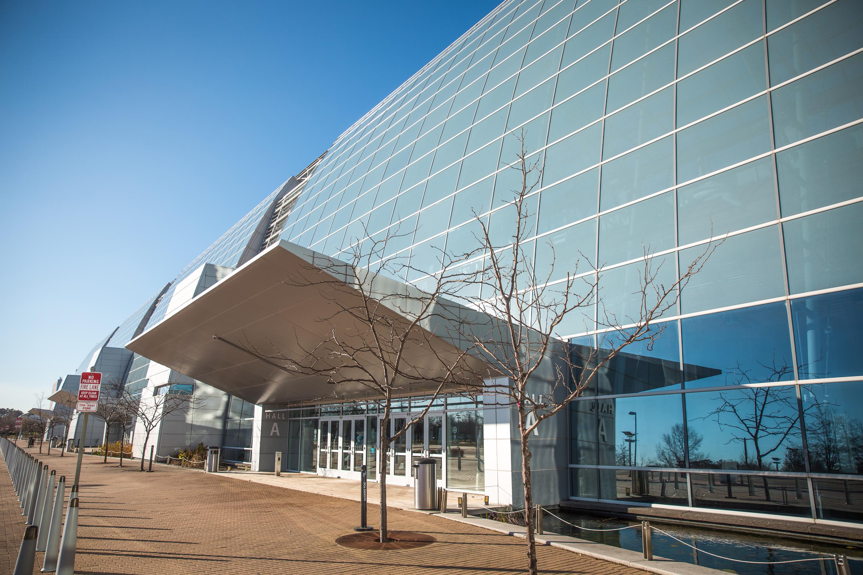 Convention Center - Car show at virginia beach convention center