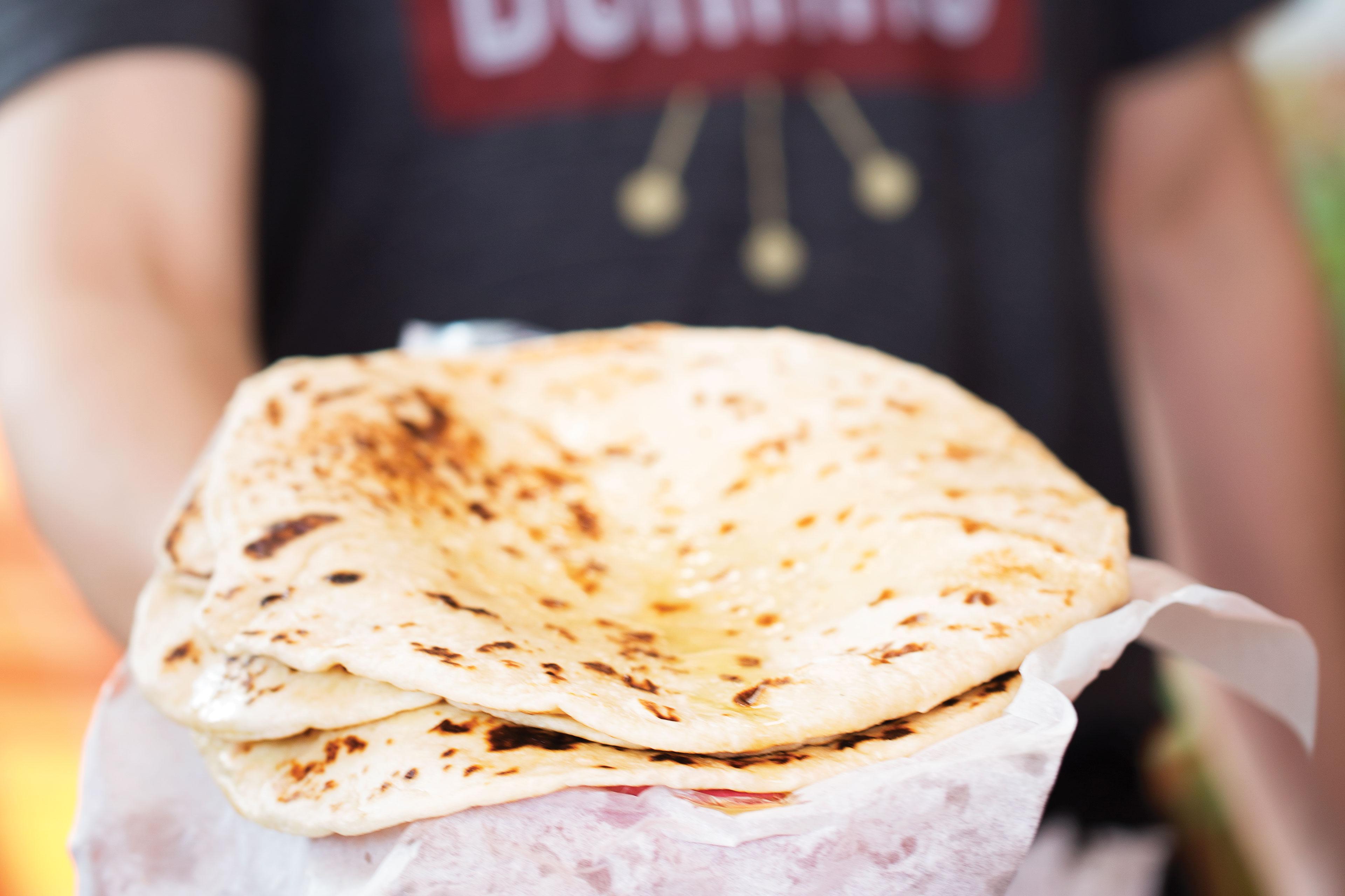 A Guide To Fluffy Homemade Tortillas
