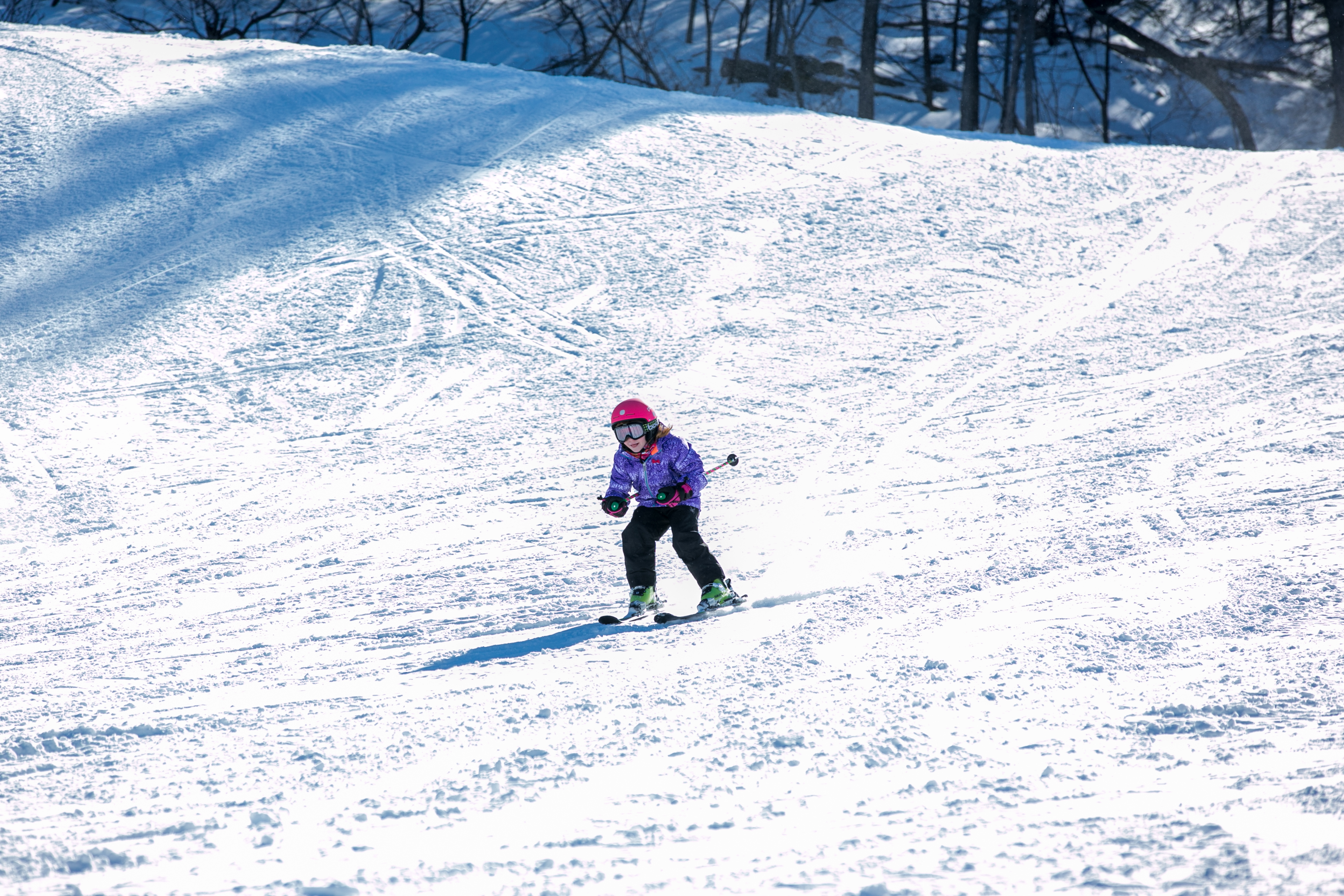poconos skiing | learn about trails, resorts & conditions