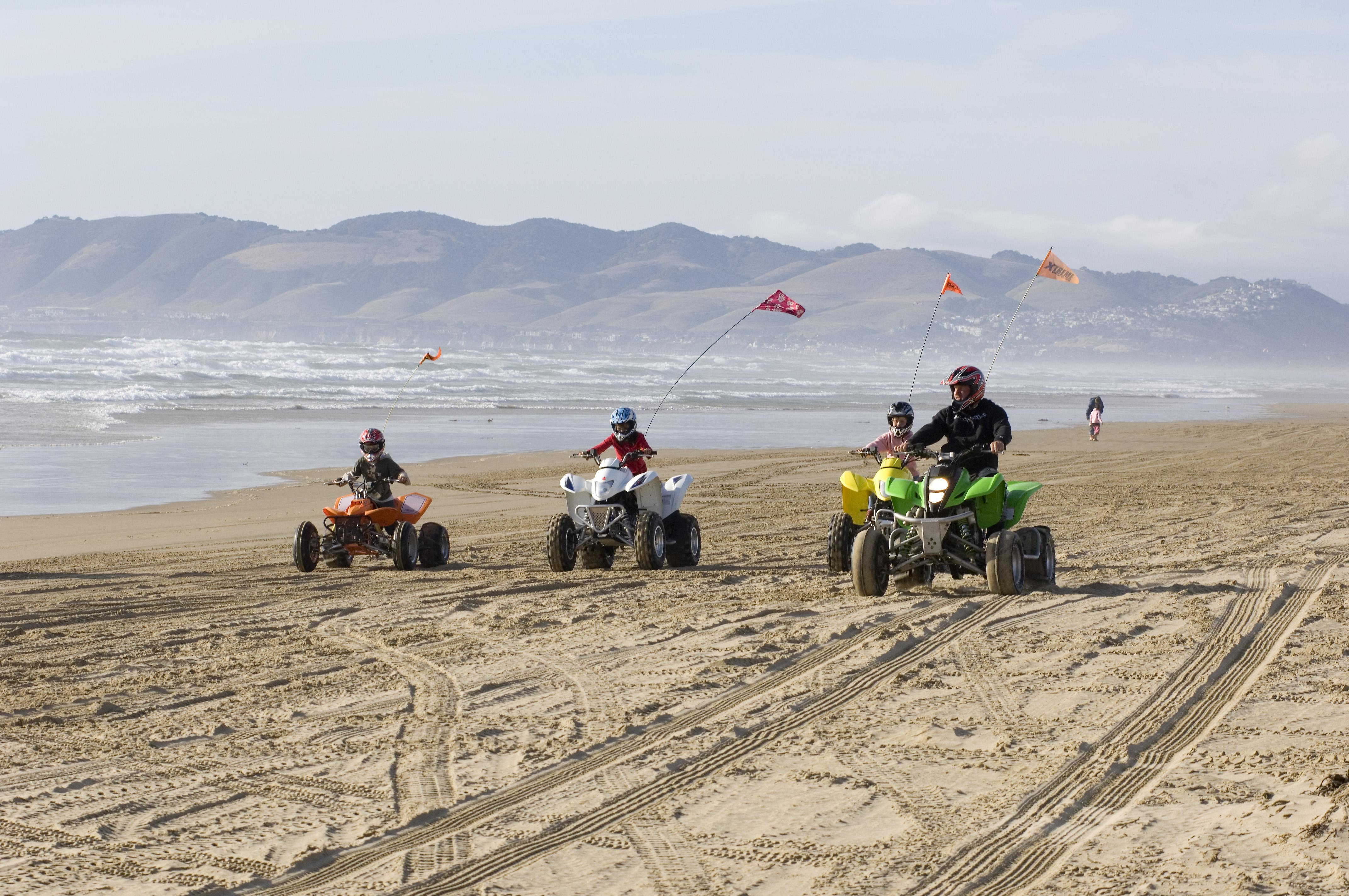 Pismo Beach ATV Rentals   Oceano Dunes ATV Rentals