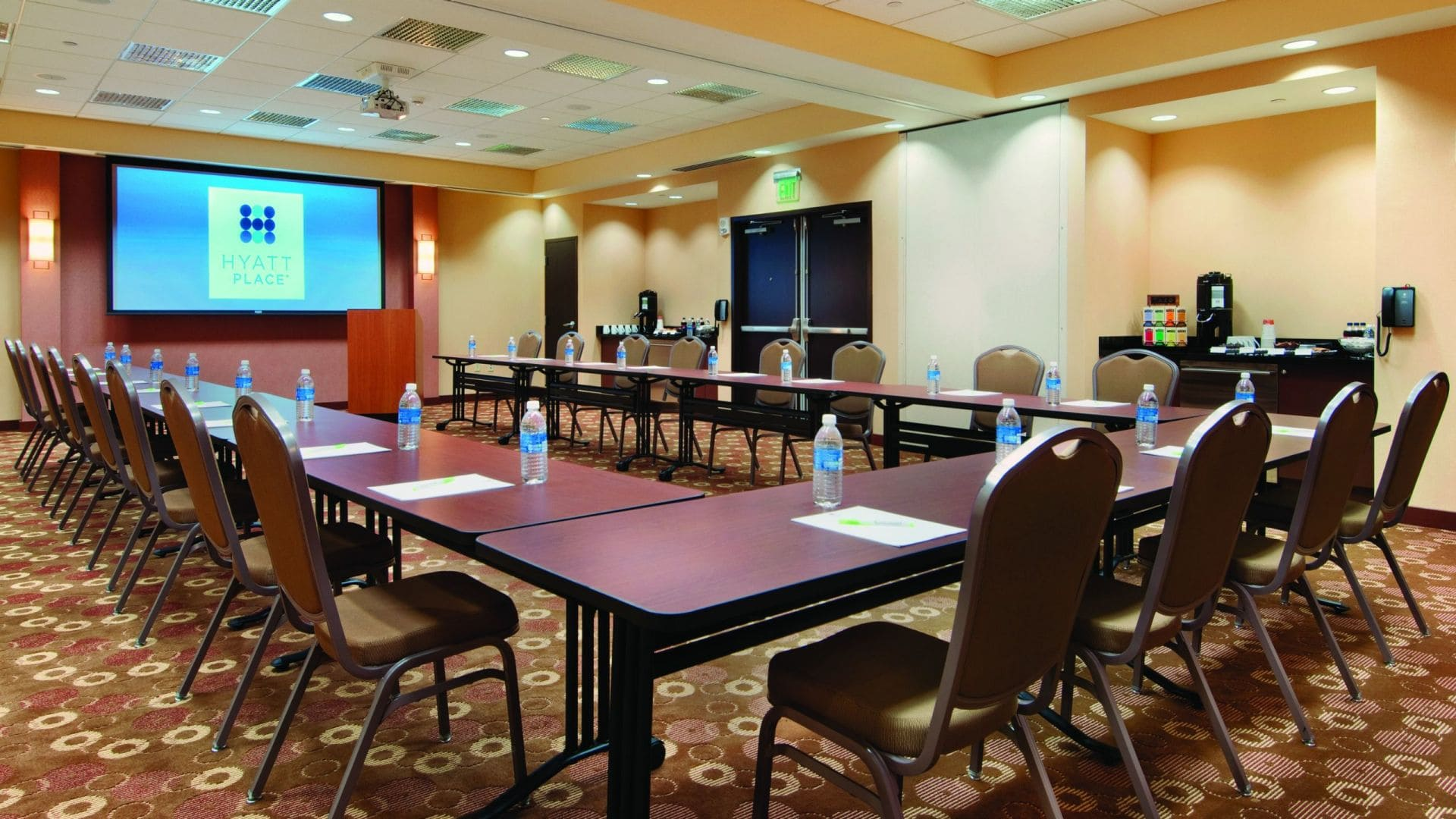 Visit Sugar Land Convention & Visitor Services - Hotel Meeting Facilities
