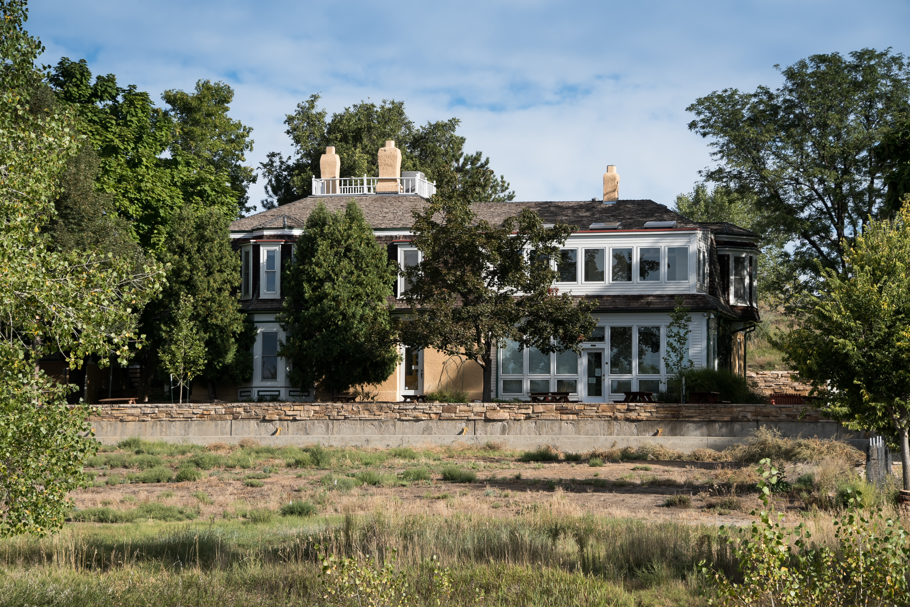 A Haunted History Longmont S Sandstone Ranch And The Coffin Family Visit Longmont Colorado