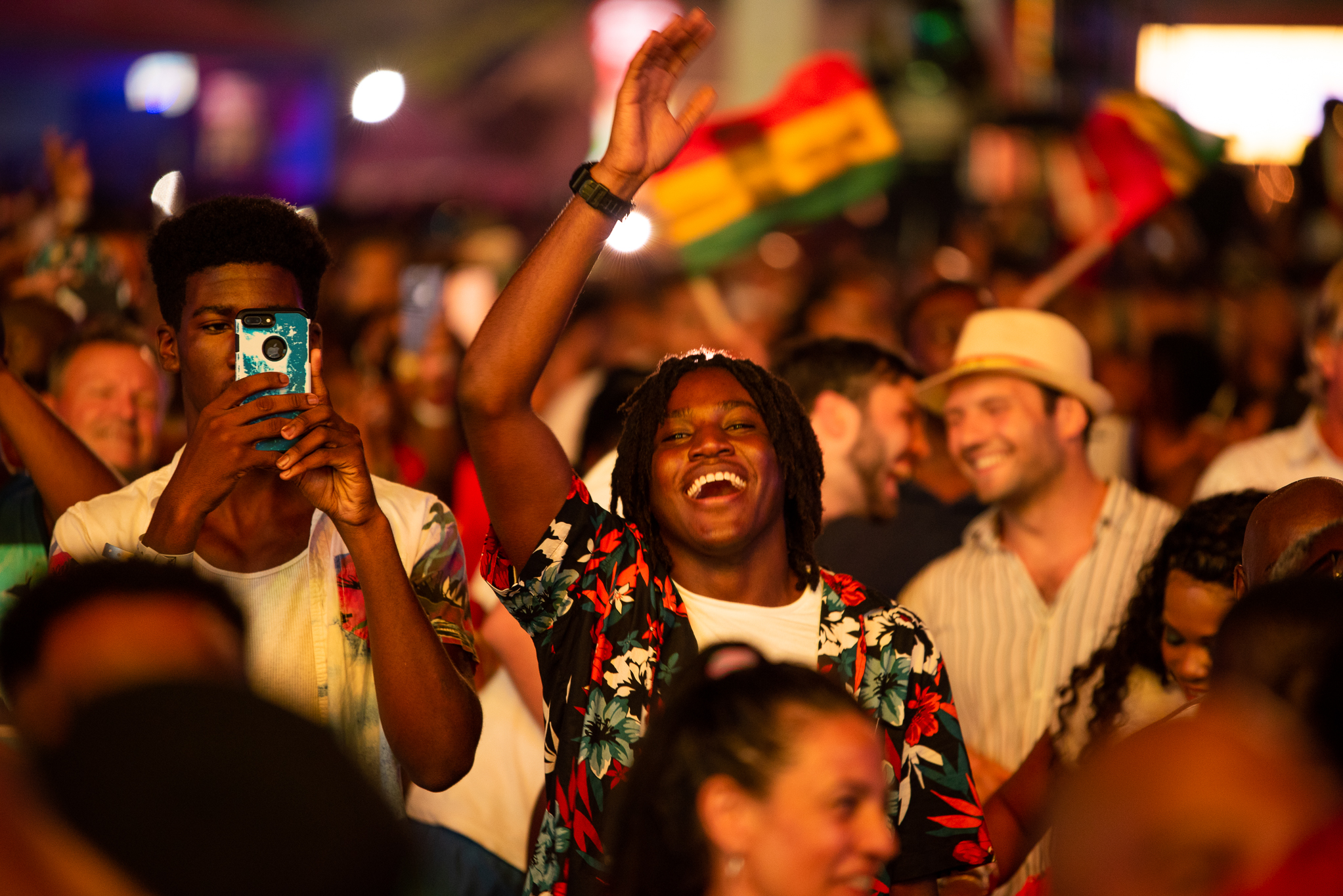 Partygoers gear up for iLove Soca