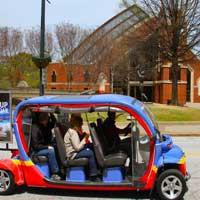 ATL-CRUZERS ELECTRIC CAR & SEGWAY TOURS