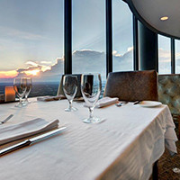 SUN DIAL RESTAURANT, BAR AND VIEW (WESTIN PEACHTREE PLAZA)