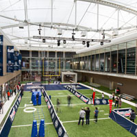COLLEGE FOOTBALL HALL OF FAME AND CHICK-FIL-A FAN EXPERIENCE