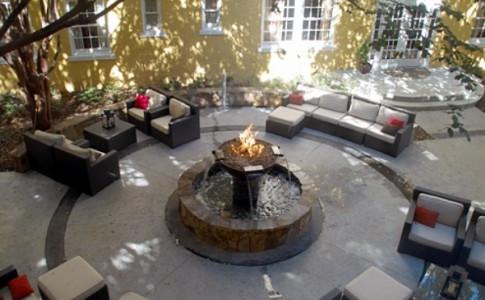 The Artmore Courtyard