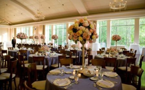 Wedding Reception in Grand Overlook