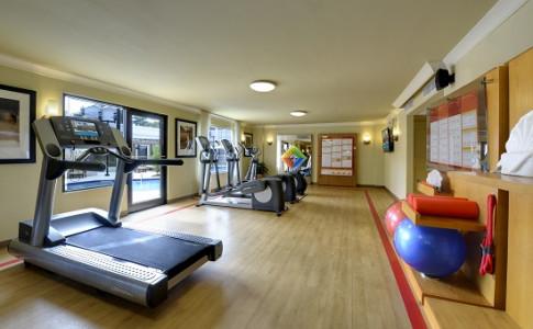 Atlanta perimeter hotel Fitness Center By Core Performance