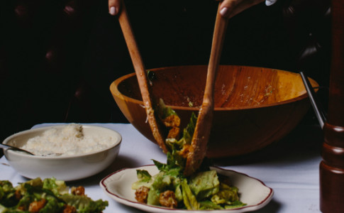 Caesar Salad (Served a la minute)  Andrew Thomas Lee (4)-resized