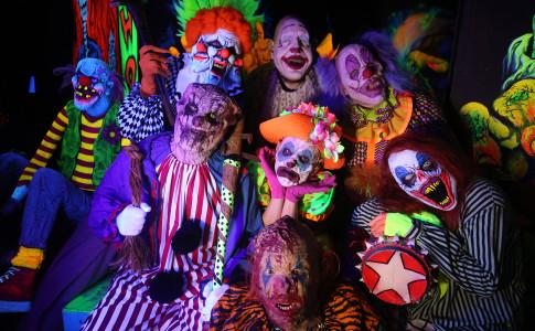 Clownin Around at Netherworld