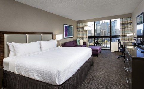 Crowne Plaza ATL Midtown - King Room