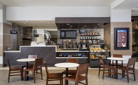 Crowne Plaza Atlanta Midtown - THRIVE Farmer's Coffee