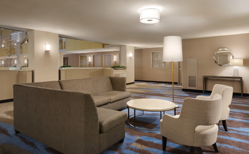 Embassy Suites by Hilton Atlanta at Centennial Olympic Park - Front Desk - Lobby - 1142419
