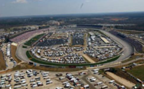 Atlanta Motor Speedway Track